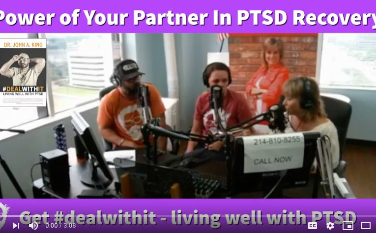 Helping Partner With PTSD In Jacksonville