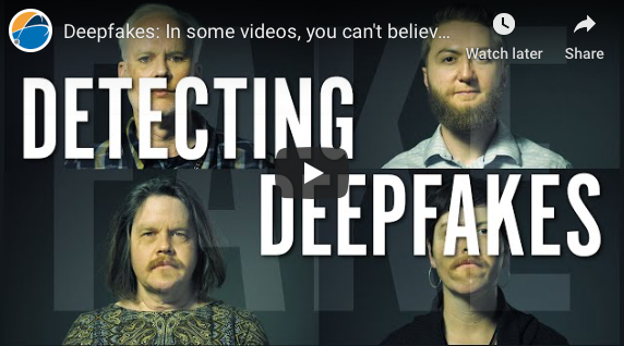Jacksonville: Deepfakes: In some videos, you can't believe your eyes